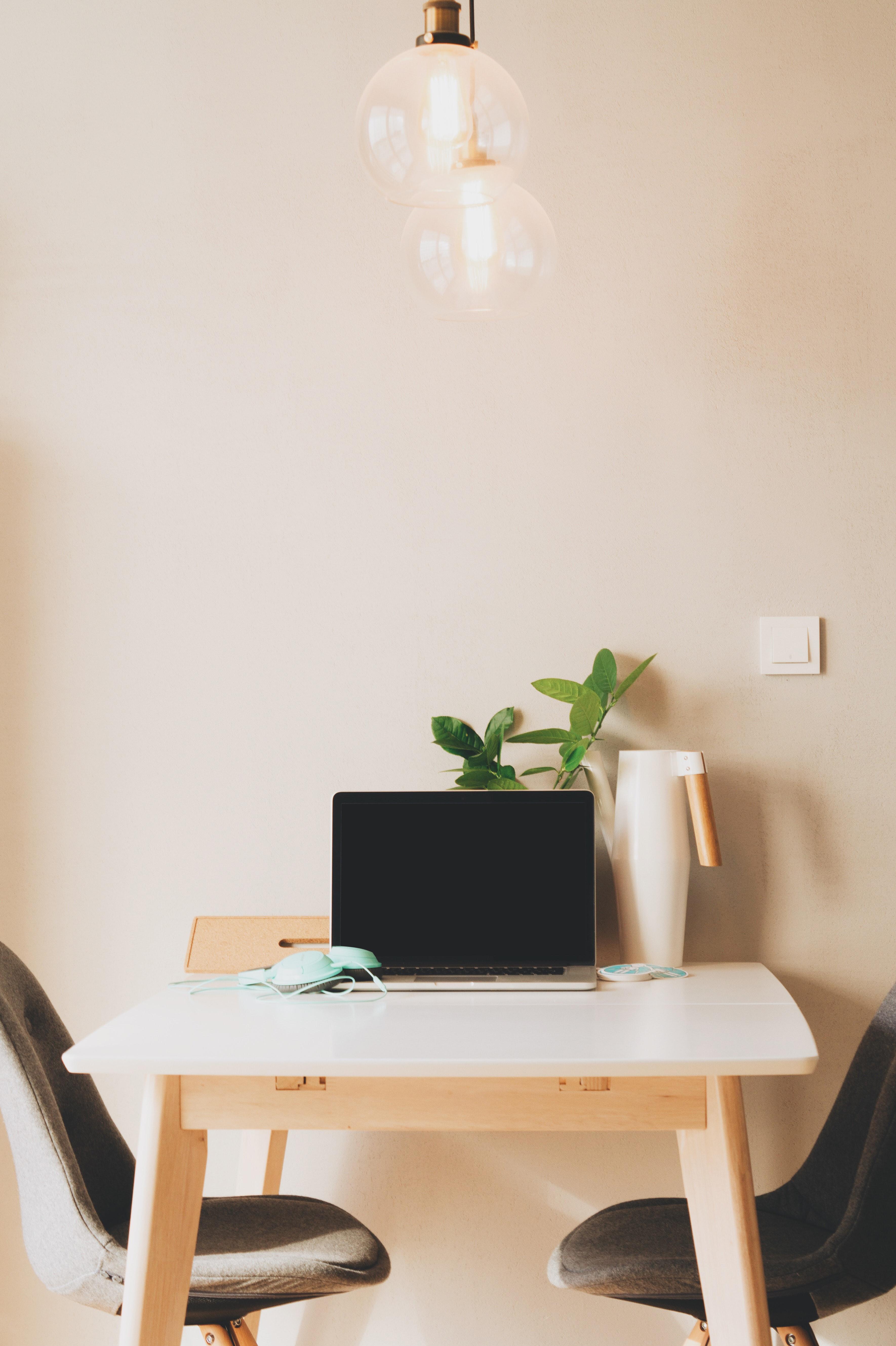 Počítač práce z domova